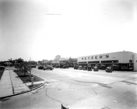 PictureThe Setzer's grocery chain spread well beyond Jacksonville by mid-century and helped launch the career of attorney and developer Lonnie Wurn. State Archives of Florida.